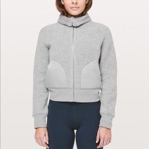 Sweaters - Sherpa jacket